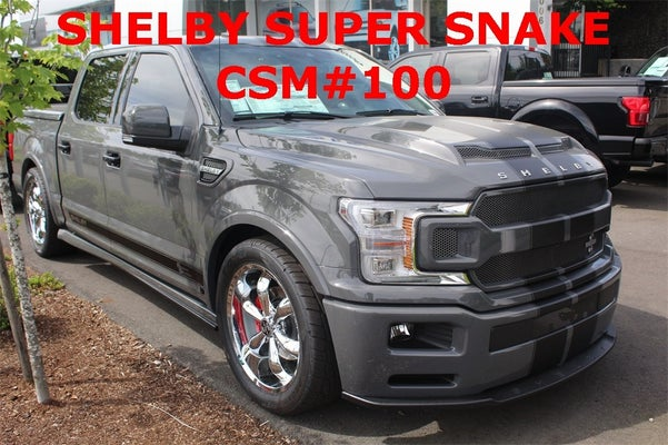 Ford F 150 Shelby Super Snake >> 2019 Ford F 150 Shelby F 150 Super Snake Csm 100 Shelby F 150 Super Snake Csm 100