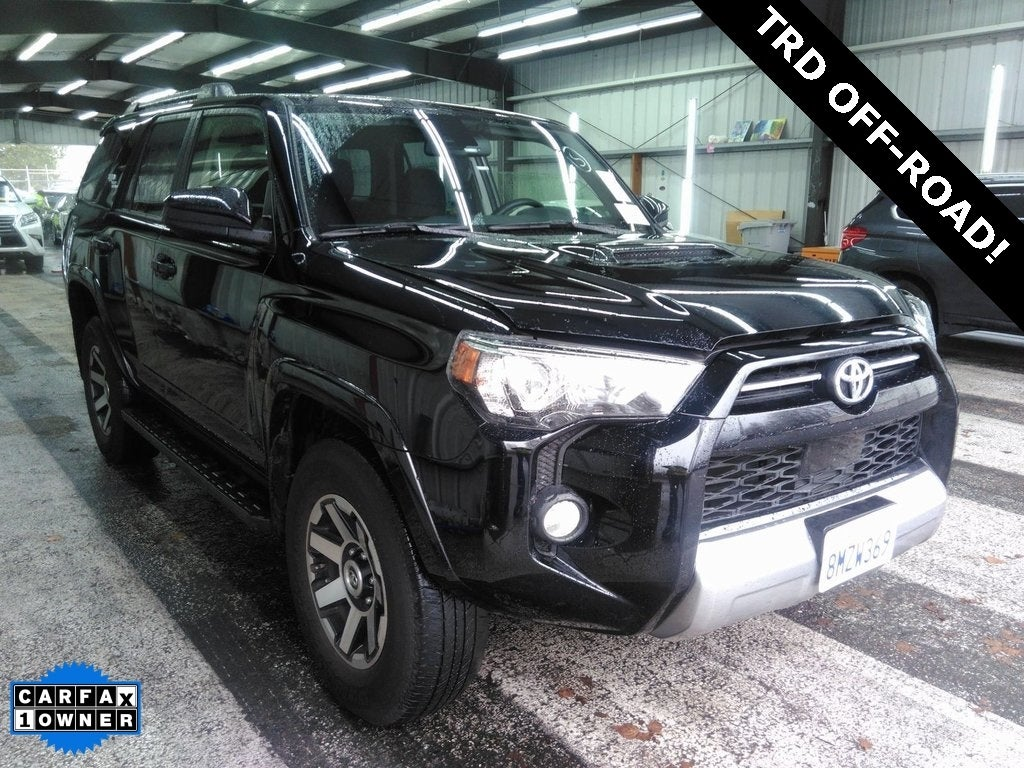 2020 Toyota 4runner Trd Off Road Lynnwood Wa Seattle Bellevue Kirkland Washington Jtebu5jr2l5774597