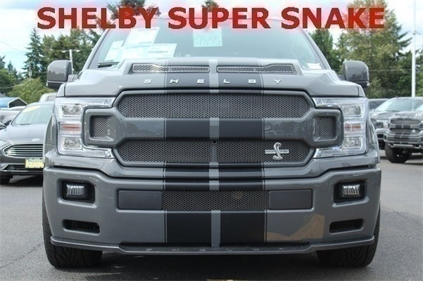 Ford F 150 Shelby Super Snake >> 2019 Ford F 150 Shelby Supersnake