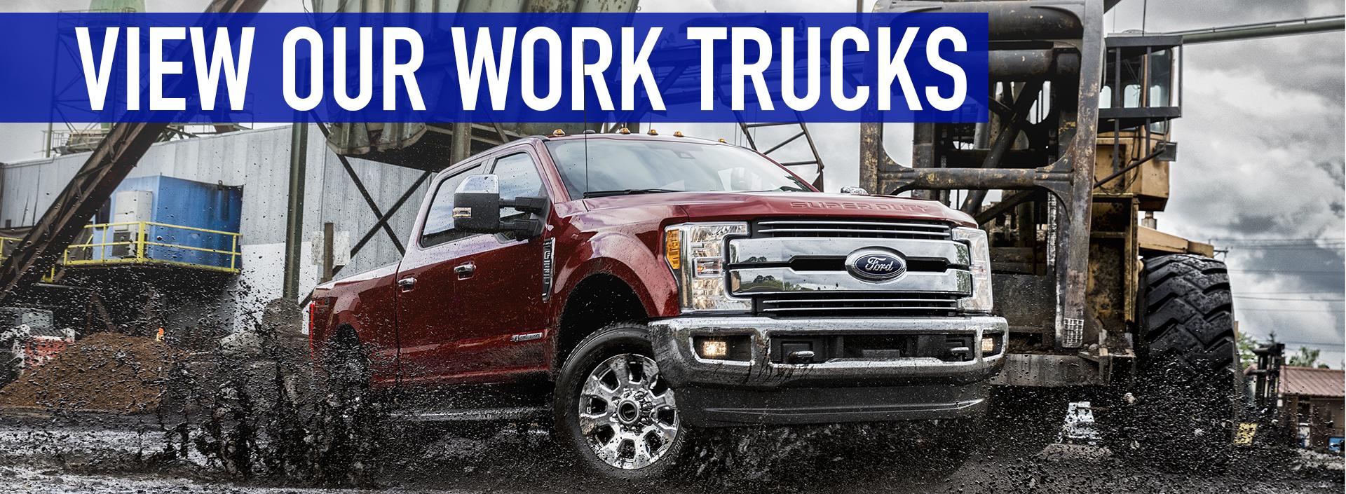 Premier Ford Dealership Serving Lynnwood, WA
